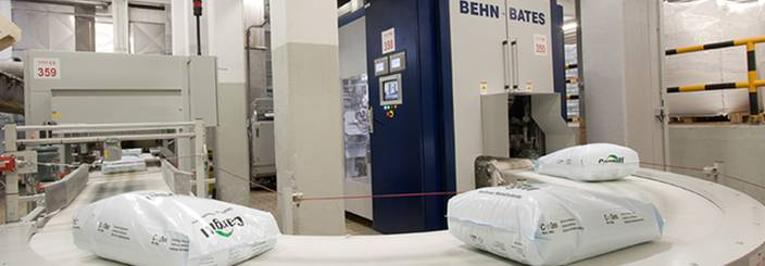 The BEHN + BATES Form-Fill-Seal technology for granules