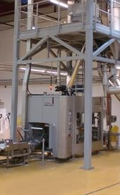 BEHN + BATES-FFS filling systems 600 to 2000 for granules & grains