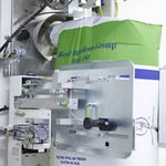 BEHN + BATES valve bag filling technology for clean, weight-accurately and compact filling of food products in valve bags